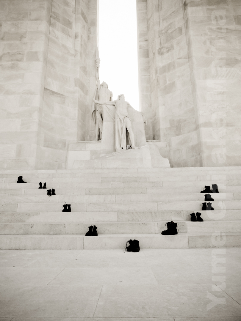 Vimy, V for Victory