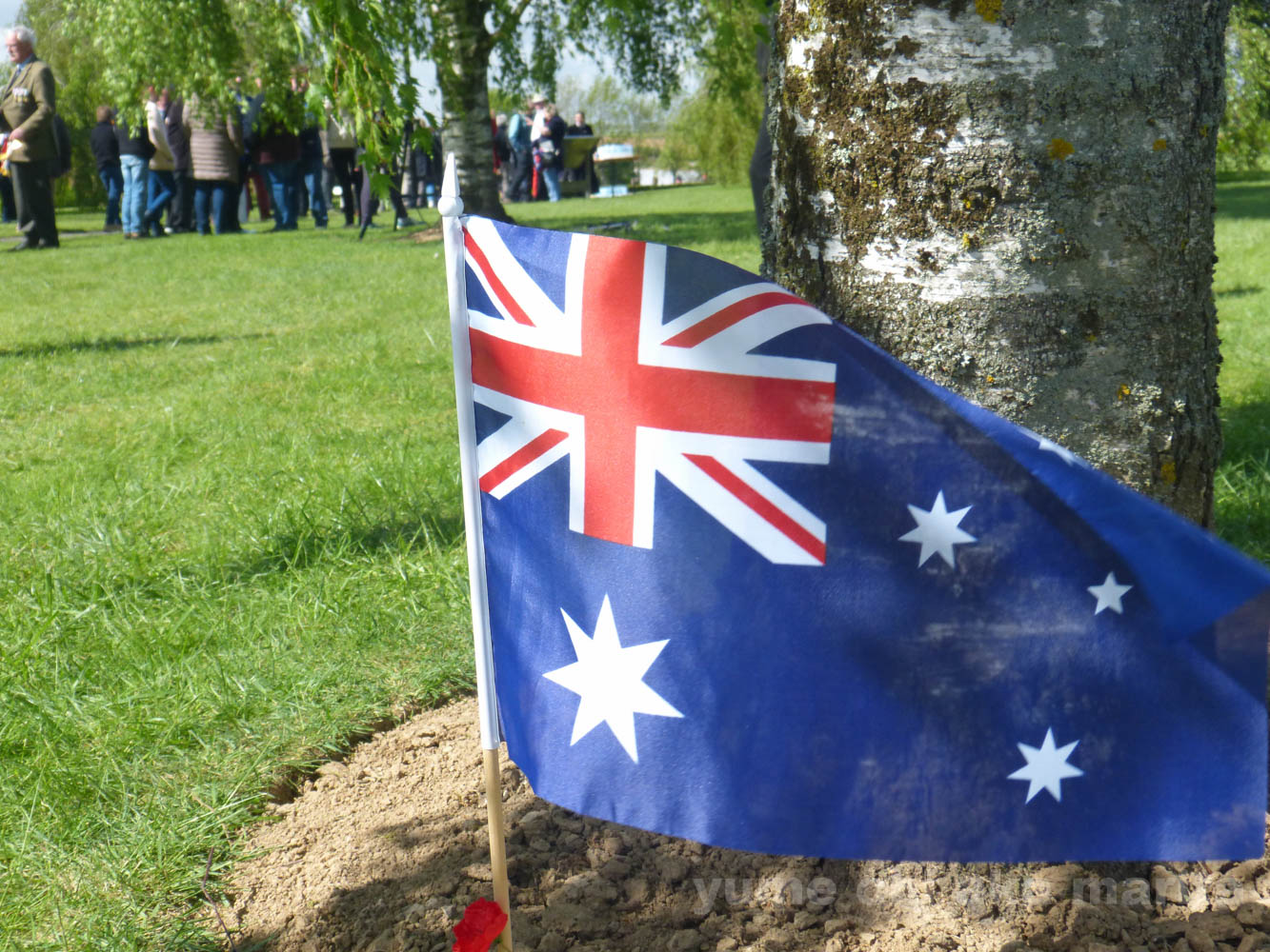 Anzac Day 2018 Bullecourt