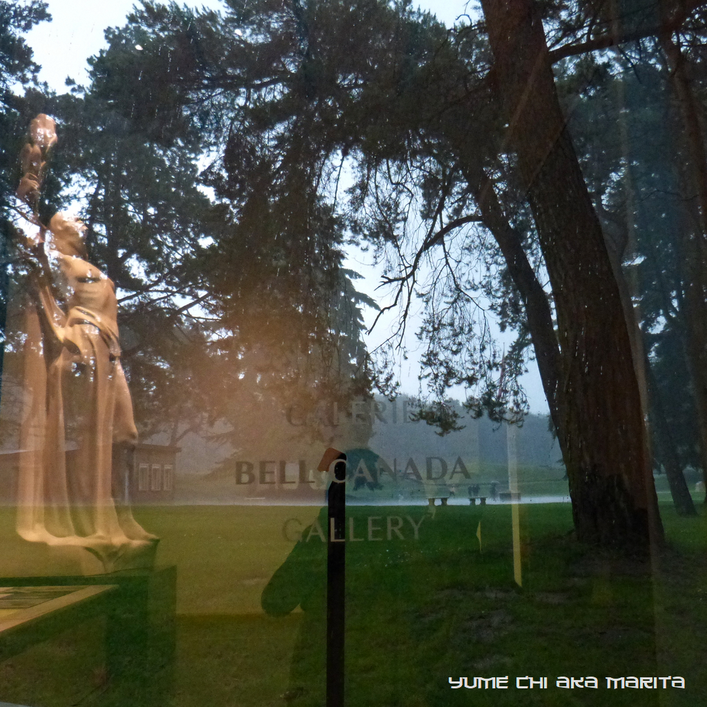 Reflecting in Vimy